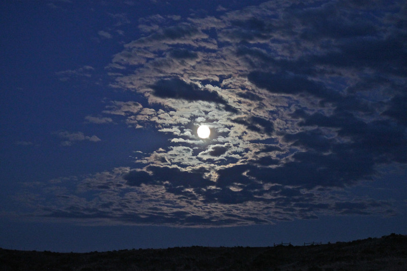 Full Moon, Fort Peck