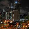 Brisbane CBD by Night 2008
