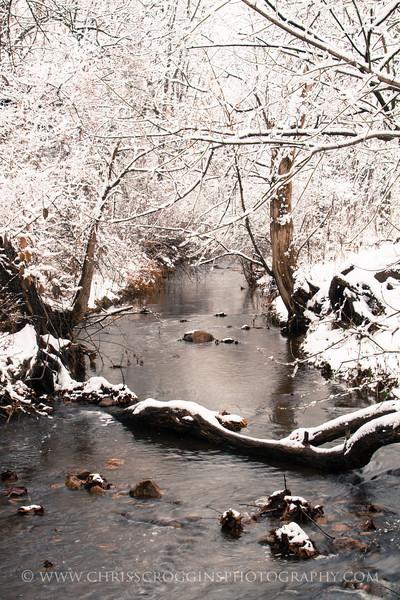 Deep Run in Winter 2