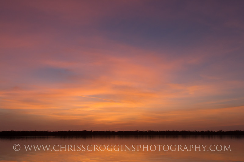 Tarpon Bay Sunset