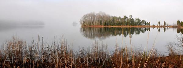 Mayo Lake