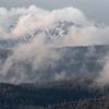 Sierra Buttes spring storm