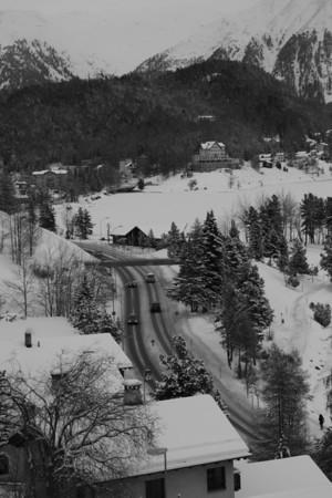 Switzerland, St Moritz SNM