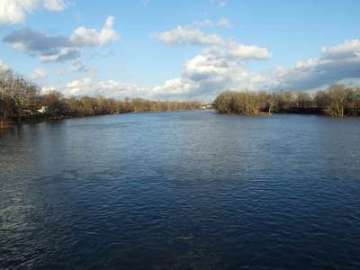Wabash River near Georgetown,IN