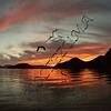 Sunrise at Playa Coyote - Baja South, Mx