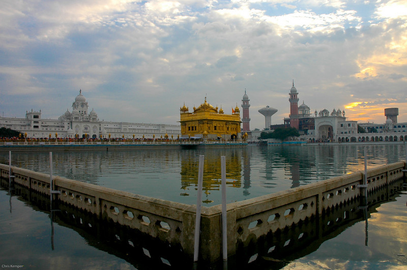 Golden Temple- Amritsar, India