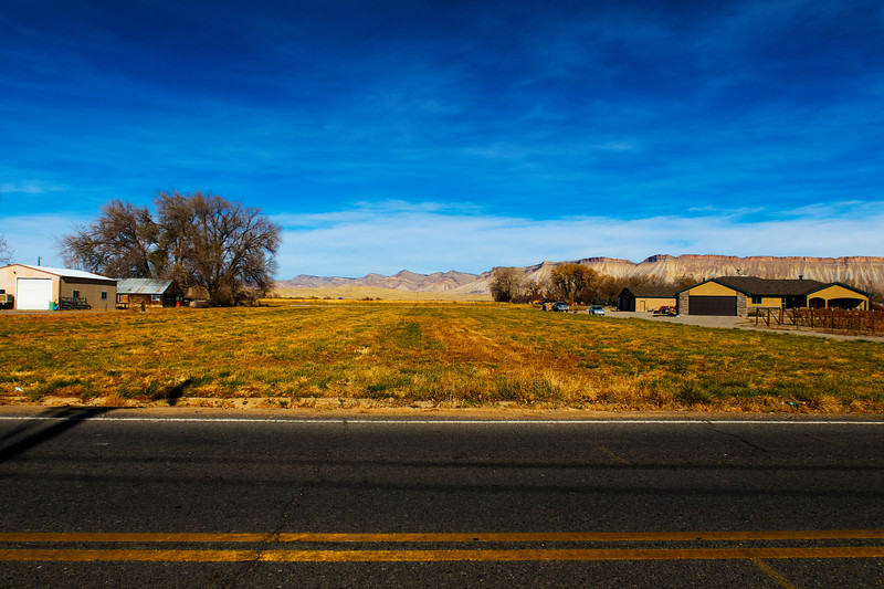 Mesa County Scene