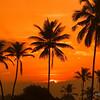 Sunrise in Tamborim Cavelossim Goa