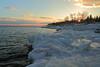Parting shot- Brighton Beach, Duluth MN