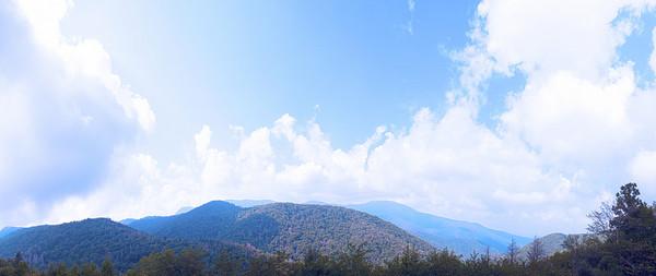 Blue Ridge Vista - original