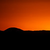 Sunset on the Shenandoah Mountains<br /> Shenandoah National Park, Virginia, USA