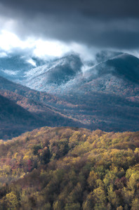Fire and Ice, Great Smoky Mountains National Park