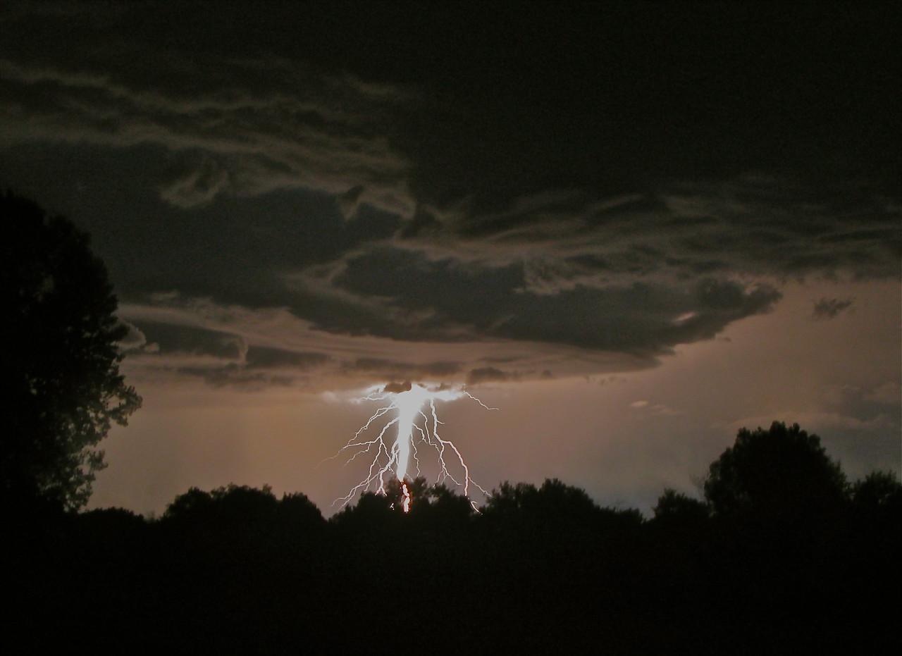 Tornado Storm, June 2010<br /> Billings, MT