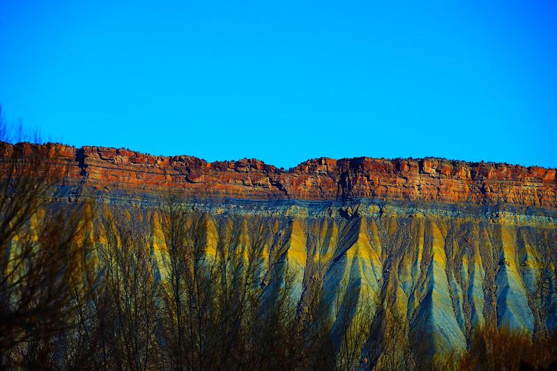 Book Cliff Mountains