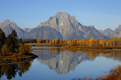 Oxbow Bend, Tetons National Park, WY, 2199