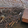 Dock in Log jam