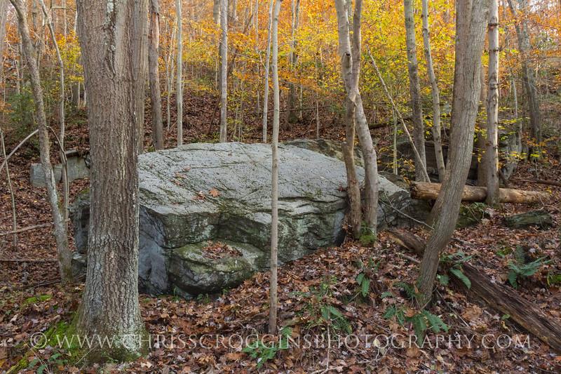 Table Rock in Autumn