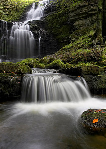 Scalebar force, Yorkshire dales