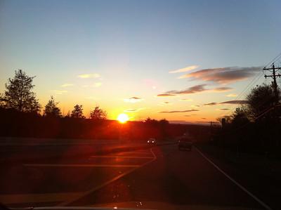 commuting photo, northern Virginia