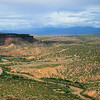 Rio Grande Valley in New Mexico