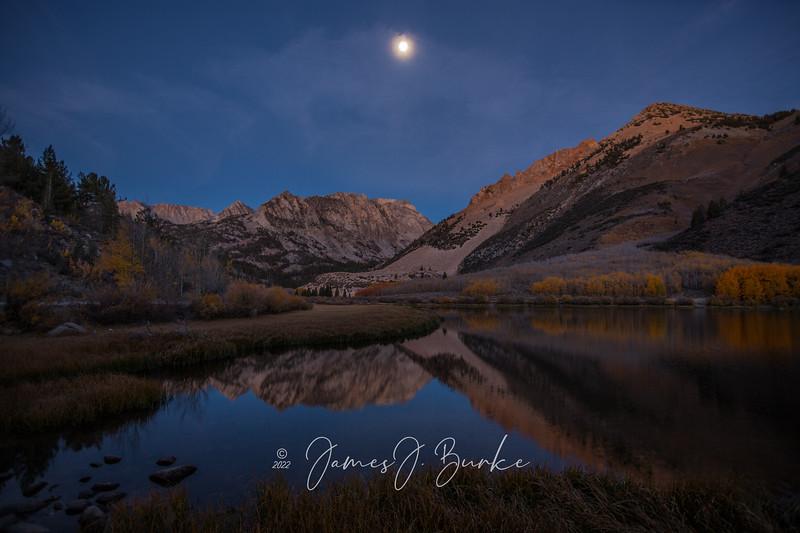 Fall Moonscape