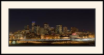 Denver Skyline (7567-7584) - Mockup Black Mat