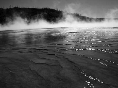 Yellowstone National Park, Jackson Hole, Wyoming.