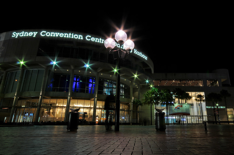 Sydney Convention and Exhibition Centre, Darling Harbour, Sydney 2009