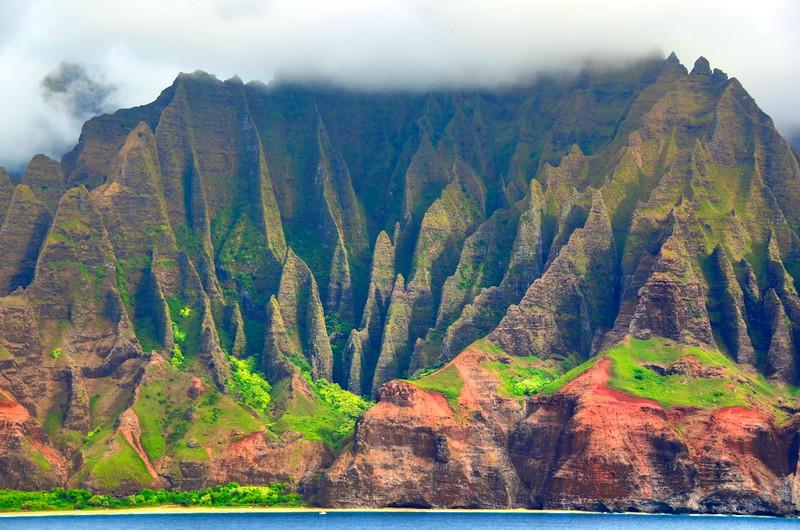 Kanapali Coastline, Hawaii.
