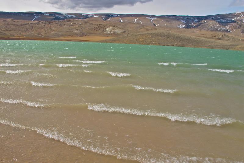 Luce lake, WY