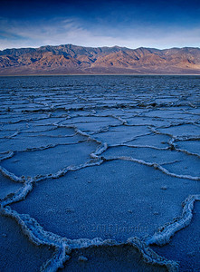 Badwater at Death Valley National Park Badwater