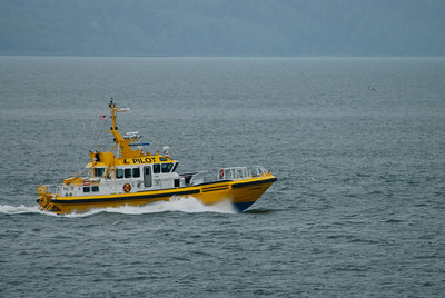 Columbia River Pilot Boat, Astoria Oregon