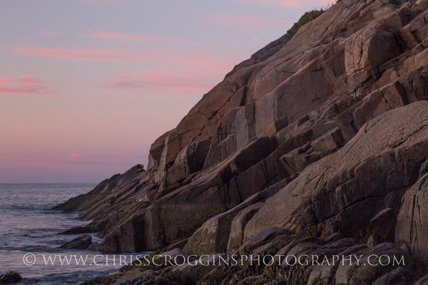 Sand Beach Sunrise