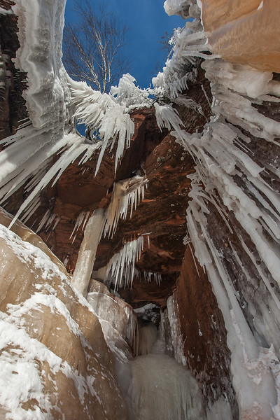 Apostle Islands National Lakeshore Ice Caves 2