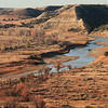 Little Missouri River- Theodore Roosevelt NP