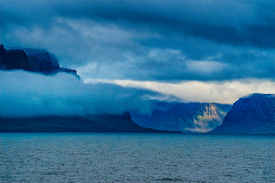 Morning Iceland from the Sea Copyright 2021 Steve Leimberg UnSeenImages Com _DSC1576 copy
