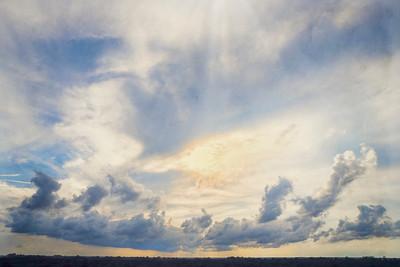 SunSet Over Clouds Copyright 2021 Steve Leimberg UnSeenImages Com 0136 copy