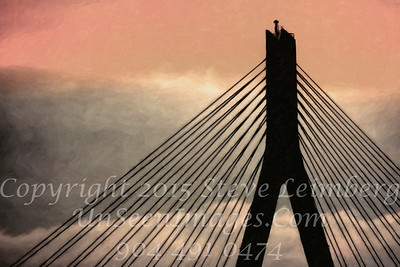 Bridge of Hope - PAINTING Copyright 2017 Steve Leimberg UnSeenImages Com _Z2A1921