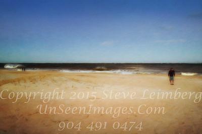 A Walk on the Beach - Copyright 2016 Steve Leimberg - UnSeenImages Com L1010310