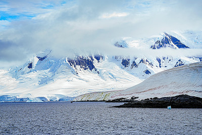 Antarctic Mountain Copyright 2020 Steve Leimberg UnSeenImages Com _DSC5038