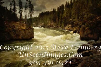 River Runs Through It 20110618_Yellowstone - June 2011_7046- s Copyright Steve Leimberg - UnSeenImages