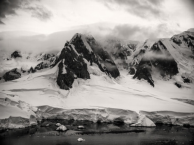 Mountains Antarctica Copyright 2020 Steve Leimberg UnSeenImages Com