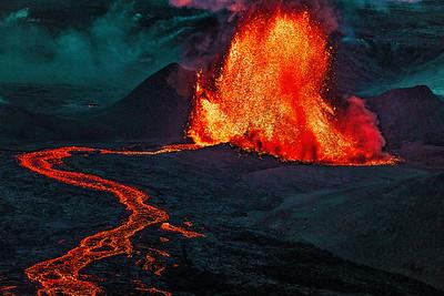 Fagradalsfjall Volcano Iceland Copyright 2021 Steve Leimberg UnSeenImages Com Copyright 2021 _DSC0888 copy