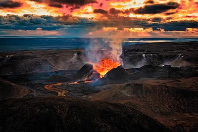 Fagradalsfjall Volcano Iceland Copyright 2021 Steve Leimberg UnSeenImages Com DSC01438 copy