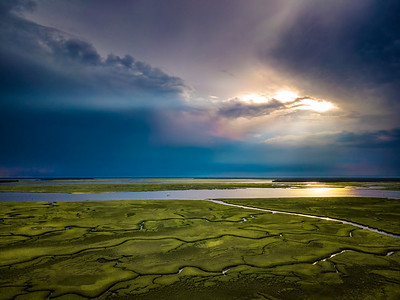Blue Hour on the Marsh II Copyright 2020 Steve Leimberg _0023
