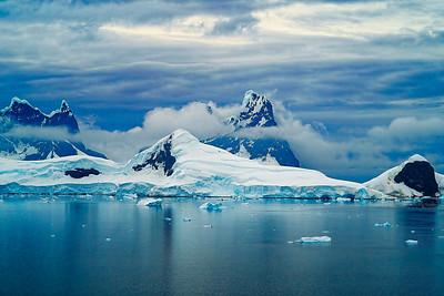 Antarctic Landscape Copyright 2020 Steve Leimberg UnSeenImages Com _DSC5460