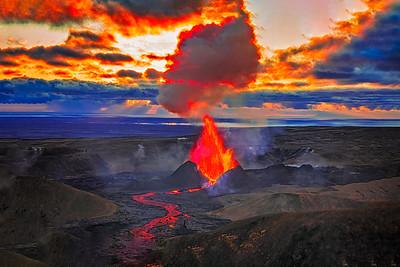 Fagradalsfjall Volcano  Iceland Copyright 2021 Steve Leimberg UnSeenImages Com DSC01396 copy