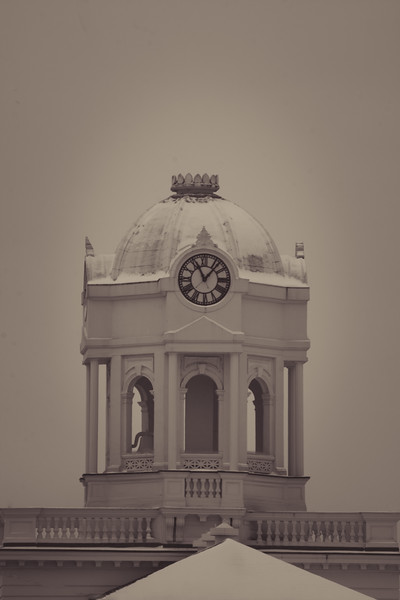 Anderson County Courthouse Bell Tower
