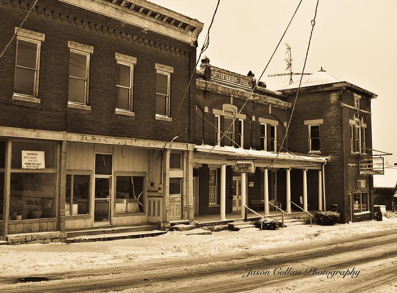 Old Lawrenceburg Hotel