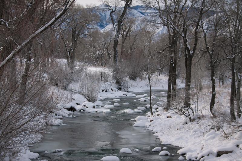 Snowy Creek Big Horn, WY